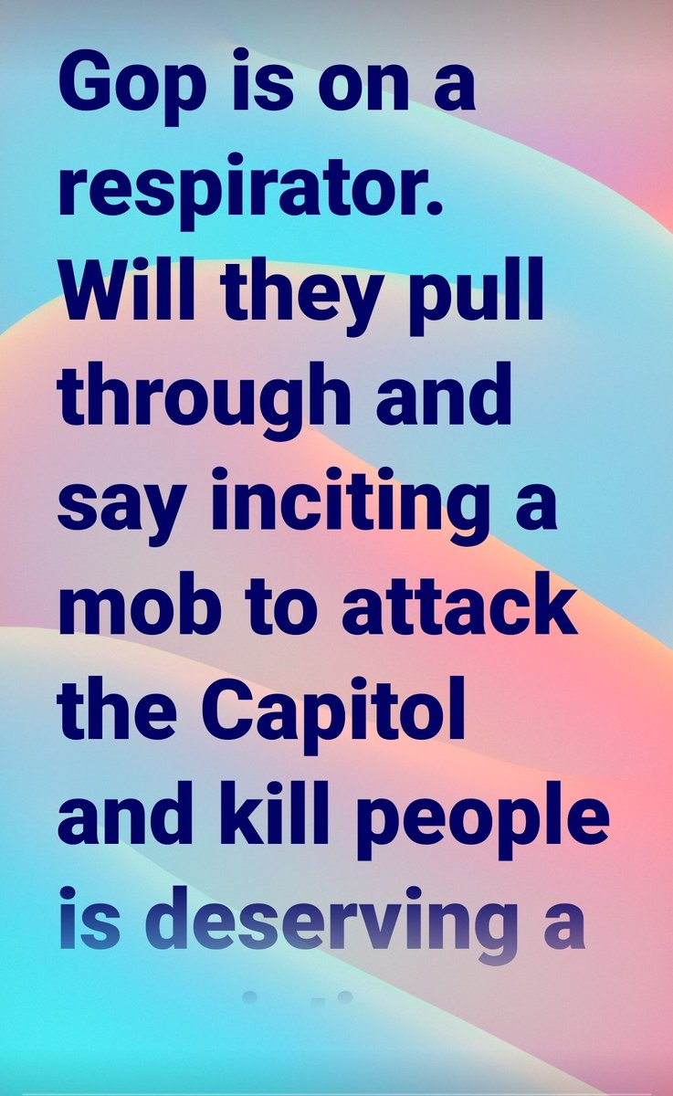 #TrumpTerrorists @LindseyGrahamSC will you #GrowASpine or do you prefer to be right for predicting Trump will destroy GOP? Sweep attempted coup under rug? Hey only 5 people died. Guess that is nothing to #LadyG  @marcorubio you too! Let the arsonist go free? Not #LawAndOrder