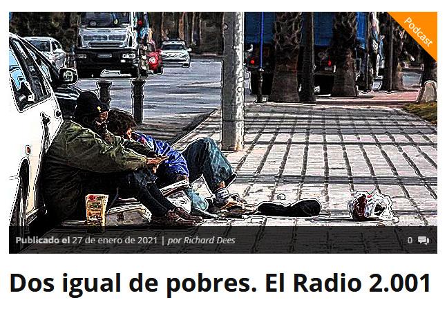 #ElRadio 2.001 está disponible en la Web Oficial    en #IVOOX   en #iTunes   y en #Spotify
