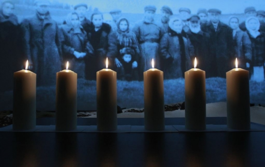 Today is International Holocaust Memorial Day. We will be lighting a candle at 8pm tonight to remember all those whose lives were cut short due to hatred and prejudice. #neveragain #LightTheDarkness #HolocaustMemorialDay #HMD2021