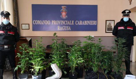 Coltivazione di marijuana in casa, arrestati padre e figlio - https://t.co/x8NeBJ7Leh #blogsicilianotizie
