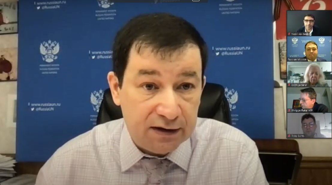 📖🎙️Read a full script of the Press Briefing by First DPR Dmitry Polyanskiy @Dpol_un: #HolocaustRemembranceDay, #Syria, #JCPOA, #CAR, #Sudan, #RussiaUSA, #STARTTreaty, #PersianGulf and many other headline topics.