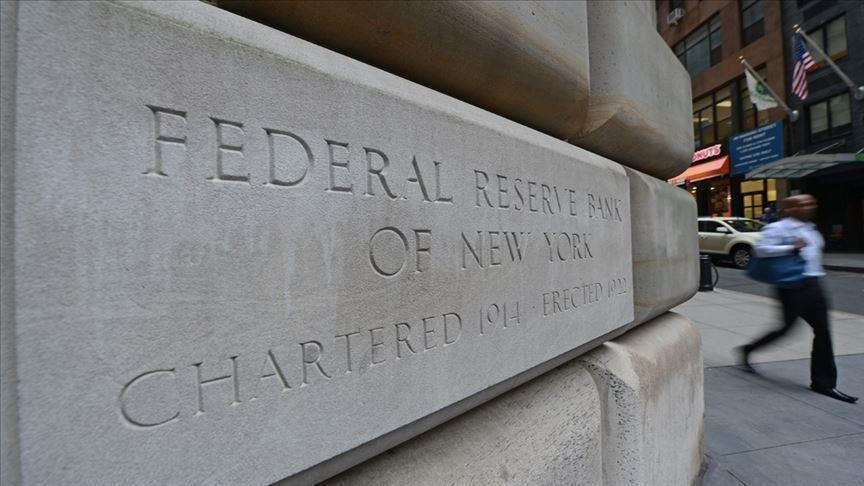 #US #FederalReserve keeps #interestrate unchanged  #Fed says pace of #recovery in #economicactivity , #employment 'moderated' in recent months