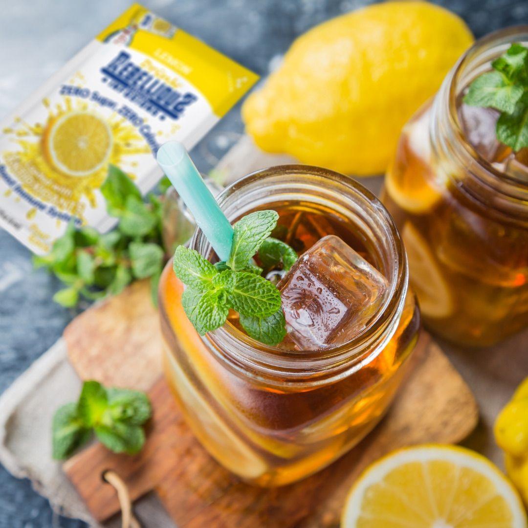 Momma's sweet tea never tasted so good. Rebellious Infusions—Lemon is a healthy green tea that rewards your body. All the sweetness with ZERO sugar.  #DrinkRebellious #LiveRebellious  #antioxidants #plantbased #paleo #keto #organic #hydration https://t.co/fgekHVm4na