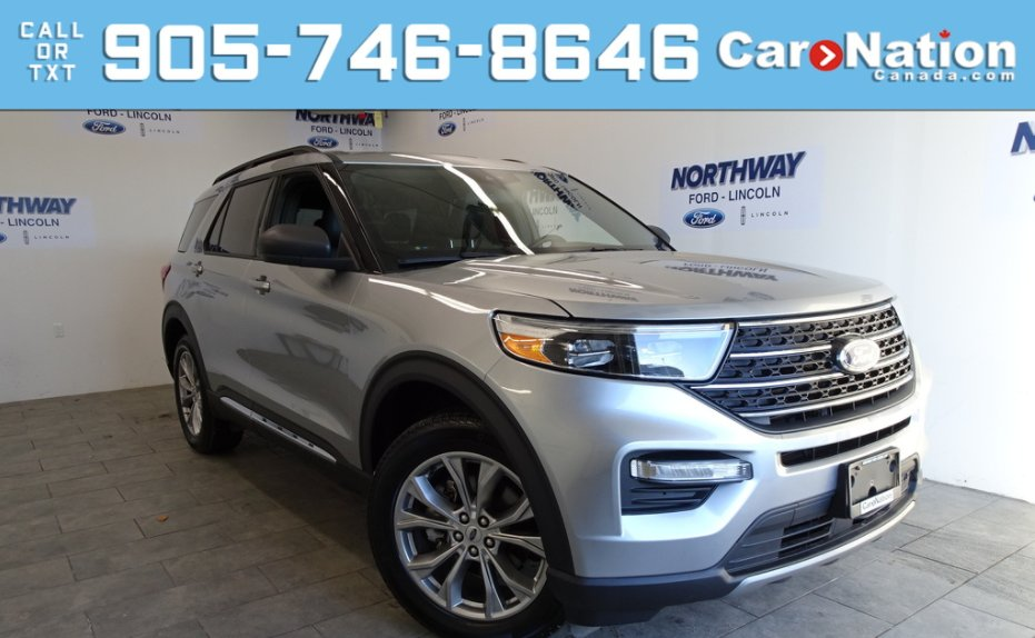 Today's #Featureoftheday is this 2020 Ford Explorer XLT 🙌  4X4 | LEATHER | NAV | PANO ROOF | 20'' RIMS    #hamont #carnationdirect #carnationcanada #burlington #ontario #carsales #carsforsale #cardealership #fords #ford #fordperformance #fordnation