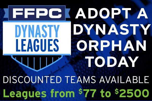 Orphan high stakes fantasy football dynasty teams here at $77, $250 and more! Grab one now:  #fantasyfootball #dynasty