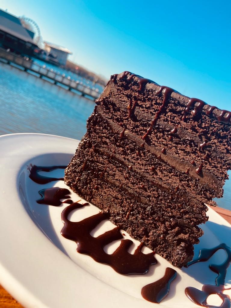 Good news — today is #nationalchocolatecakeday, yet another reason for us chocolate lovers to indulge our sweet tooth!