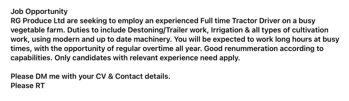 test Twitter Media - Job opportunity https://t.co/X8CXphbUil