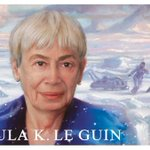 Image for the Tweet beginning: Ursula K. Le Guin Is