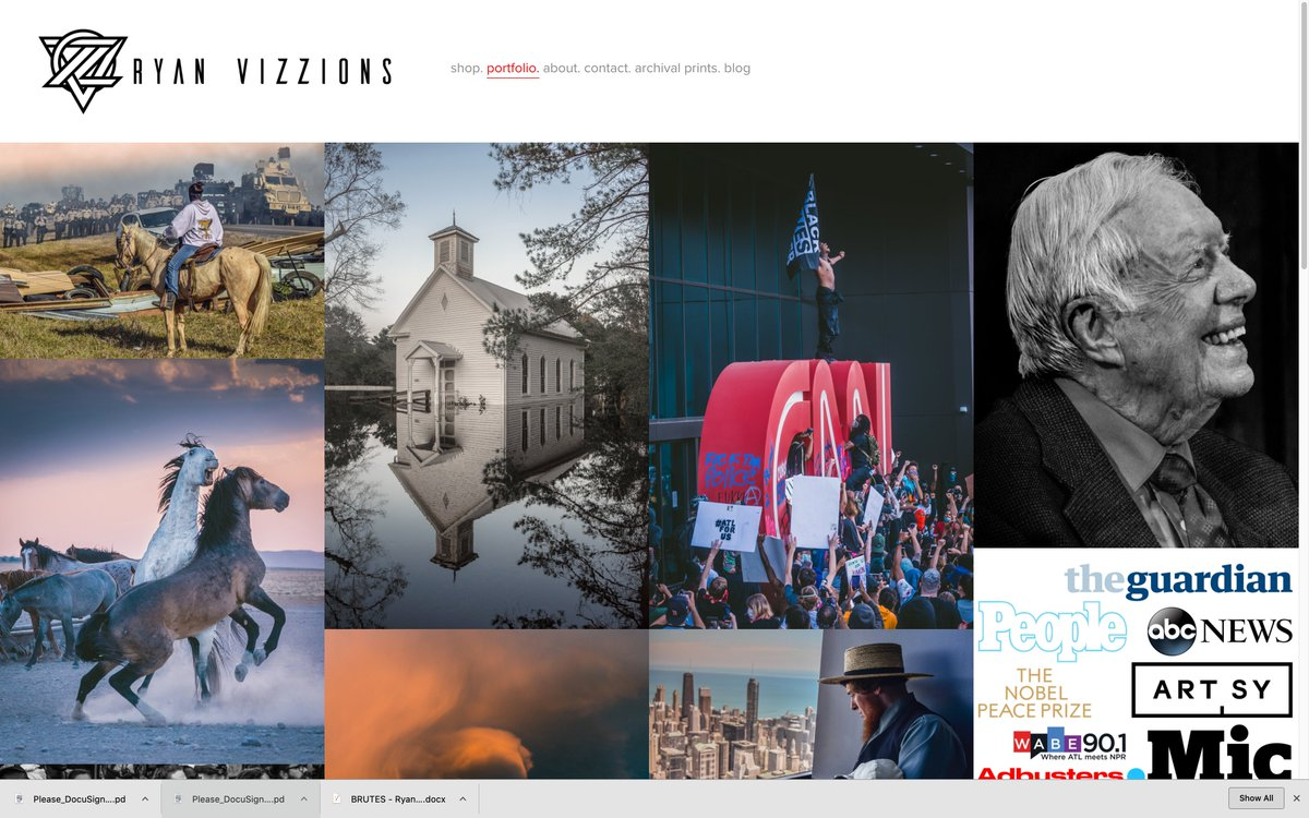 The website update is coming along nicely. It's nice to see my images in one place and thankful to be present for them all.