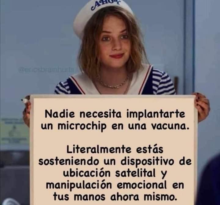 #YoNoMeVacuno 💉