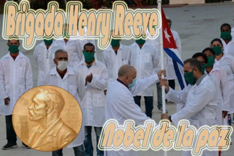 Piden en #SriLanka Premio Nobel para médicos de #Cuba.  🧐  Léalo en #PrensaLatina  ➡️ https://t.co/PYs9hXpG15 https://t.co/oSzP6yYgdf