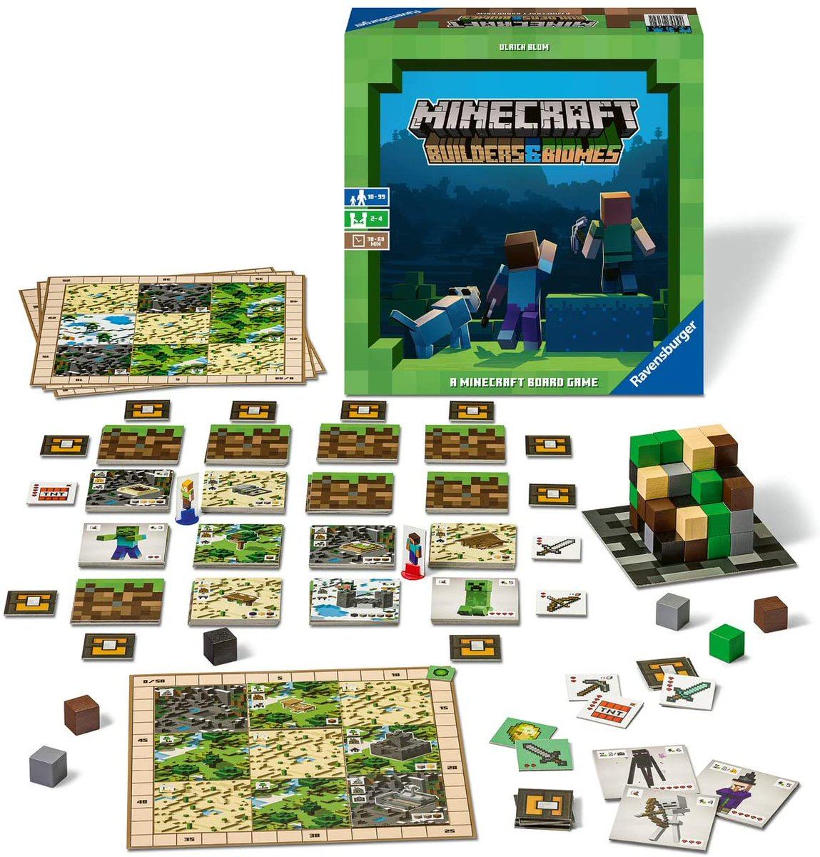 Minecraft: Builders & Biomes for 38% off.  Under $25.  #ad  TGDrepost