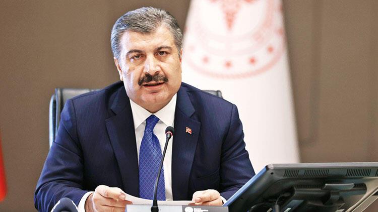 Sağlık Bakanı Fahrettin Koca duyurdu: 75 yaş üstü vatandaşların aşılanmasına başlanıyor