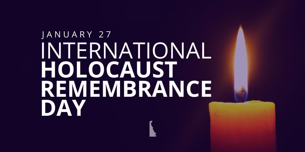 Today we remember the millions of lives senselessly lost during the Holocaust. We honor those who survived one of humanity's darkest periods. We recommit ourselves to opposing hatred and intolerance wherever it exists. #HolocaustRemembranceDay #WeRemember #NetDE