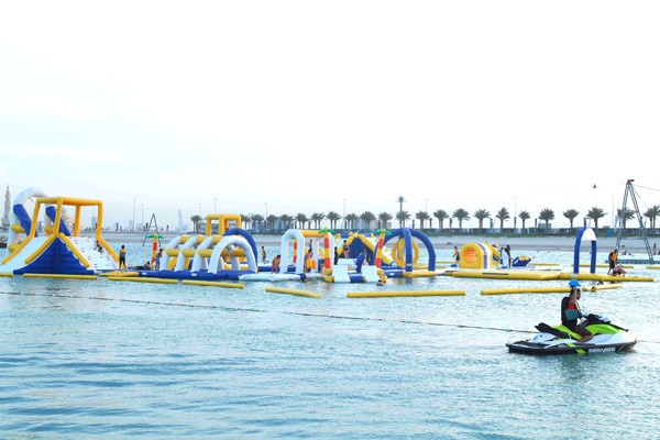 بالصور.. افضل 8 اماكن سياحية ترفيهية في #البحرين    #سياحة