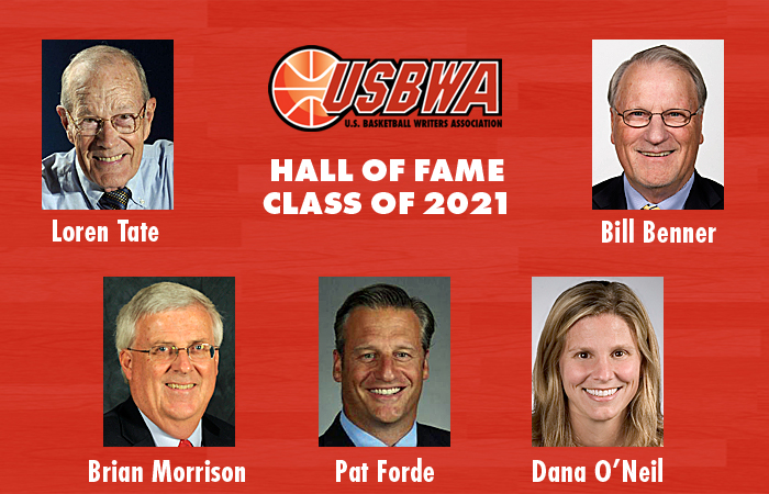 Congratulations to our newest USBWA Hall of Fame class!