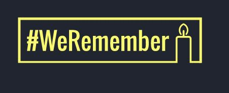 #WeRemember #HolocaustRemembranceDay #HolocaustMemorialDay #HolocaustGedenktag