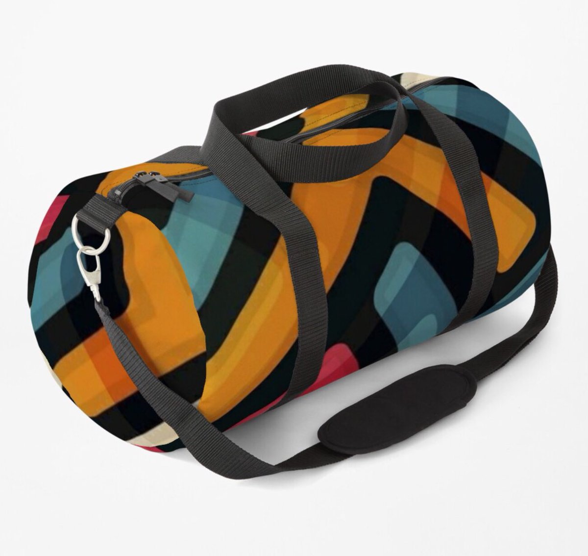 Etnic • Duffle Bag by Alex Nights #art #arte #accessories #fashion #young #style #bags #shoppingonline #dufflebags #colour #sport #sportive #gym #fashiondesign