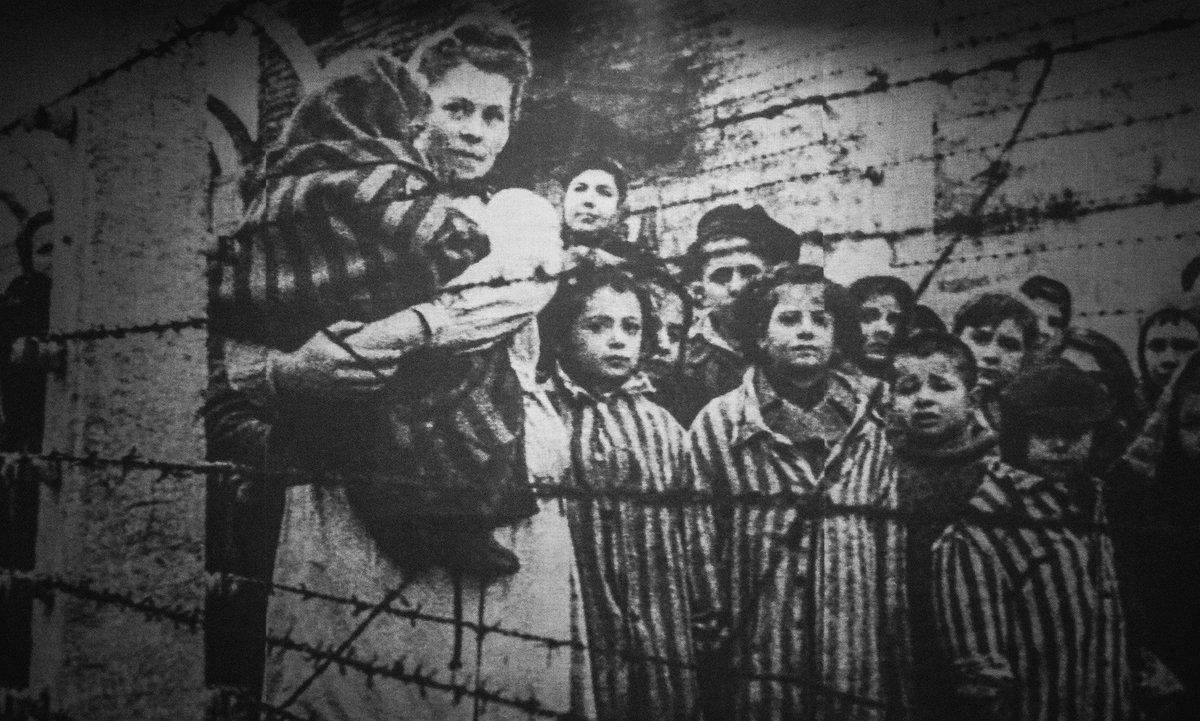 """Der #Holocaust wird von Demokratiefeinde wie den Querdenkern massivst missbraucht und damit auch verharmlost. Heute müssen wir mehr denn je sagen """"NIE WIEDER"""". #WeRemember #HolocaustGedenktag #HolocaustRemembranceDay #HolocaustMemorialDay #NeverAgain #NeverForget"""