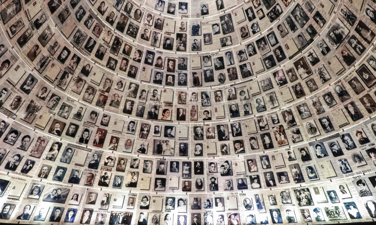 Six million innocent Jewish people were murdered during the Holocaust. #1W2M #OneWasTooMany #HolocaustRemembranceDay #NeverAgain