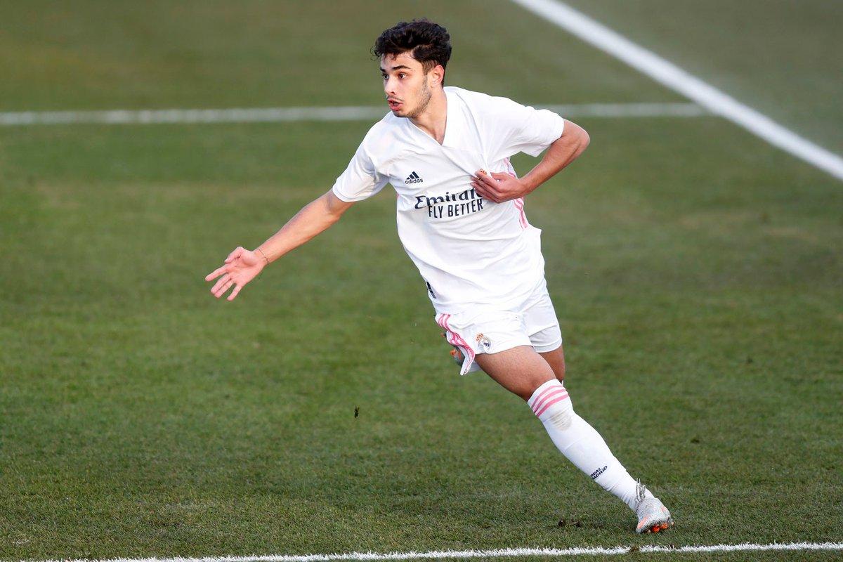 Retweet from lafabricacrm: 🙌 ¡El 𝐃𝐄𝐑𝐁𝐈 de juveniles es 𝐍𝐔𝐄𝐒𝐓𝐑𝐎! 👏  👉 Juvenil A 2-1 At. Madrid  ⚽ 16' Salazar ⚽ 72' David González  #RMCity | #HalaMadrid