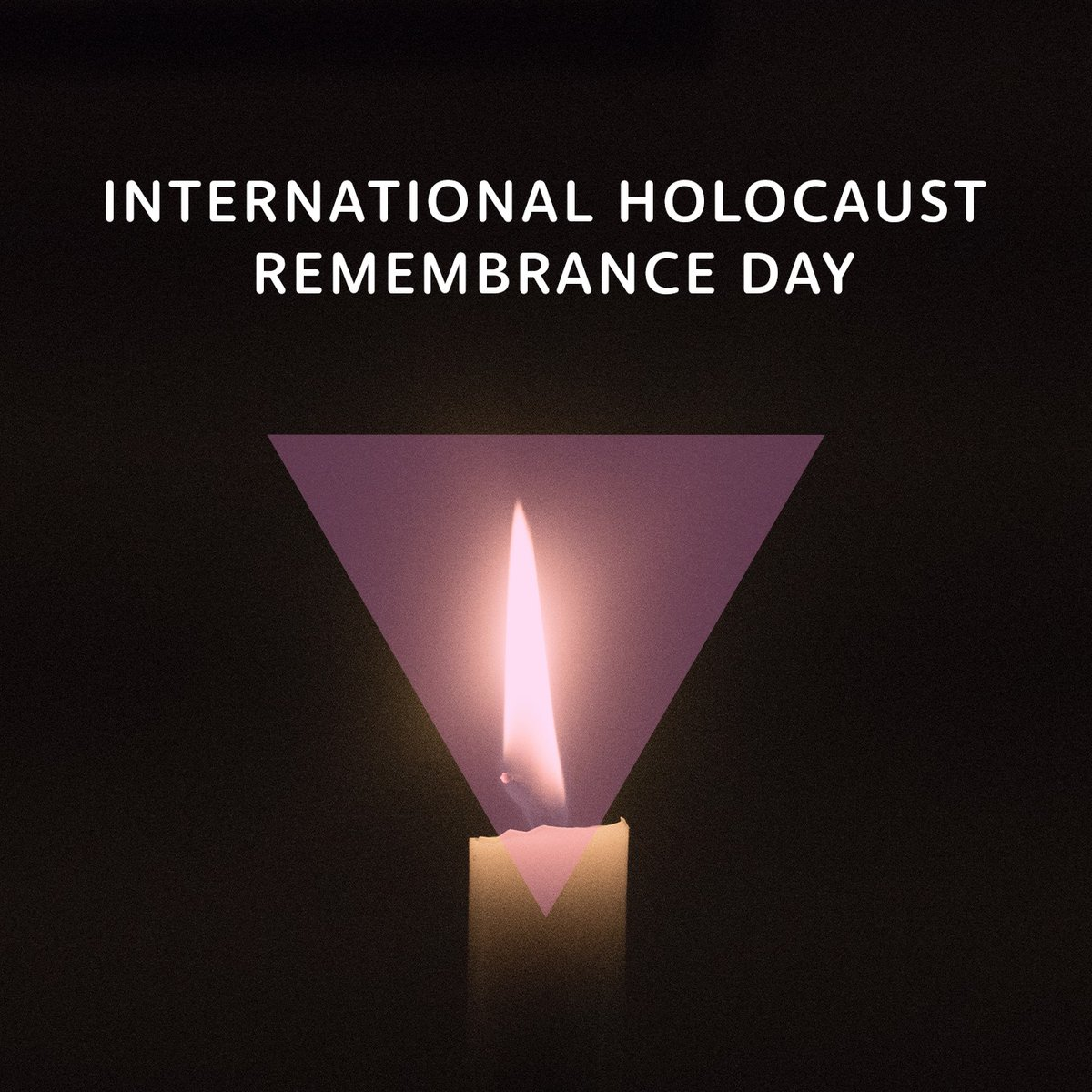 Today is #InternationalHolocaustRemembranceDay and marks the 76th anniversary of the liberation of the Nazi German concentration and extermination camp Auschwitz-Birkenau. #WeRemember the millions of lives taken because of hate.
