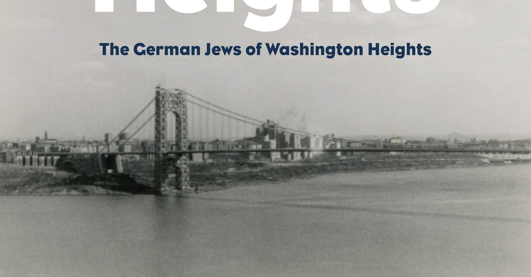Today is #InternationalHolocaustRemembranceDay. Many German Jewish #refugees in the 1930s & 40s, including #Holocaust survivors, settled in #WashingtonHeights. Learn more about this community via @lbinyc :  #NeverAgain #MayTheirMemoriesBeABlessing #WWII