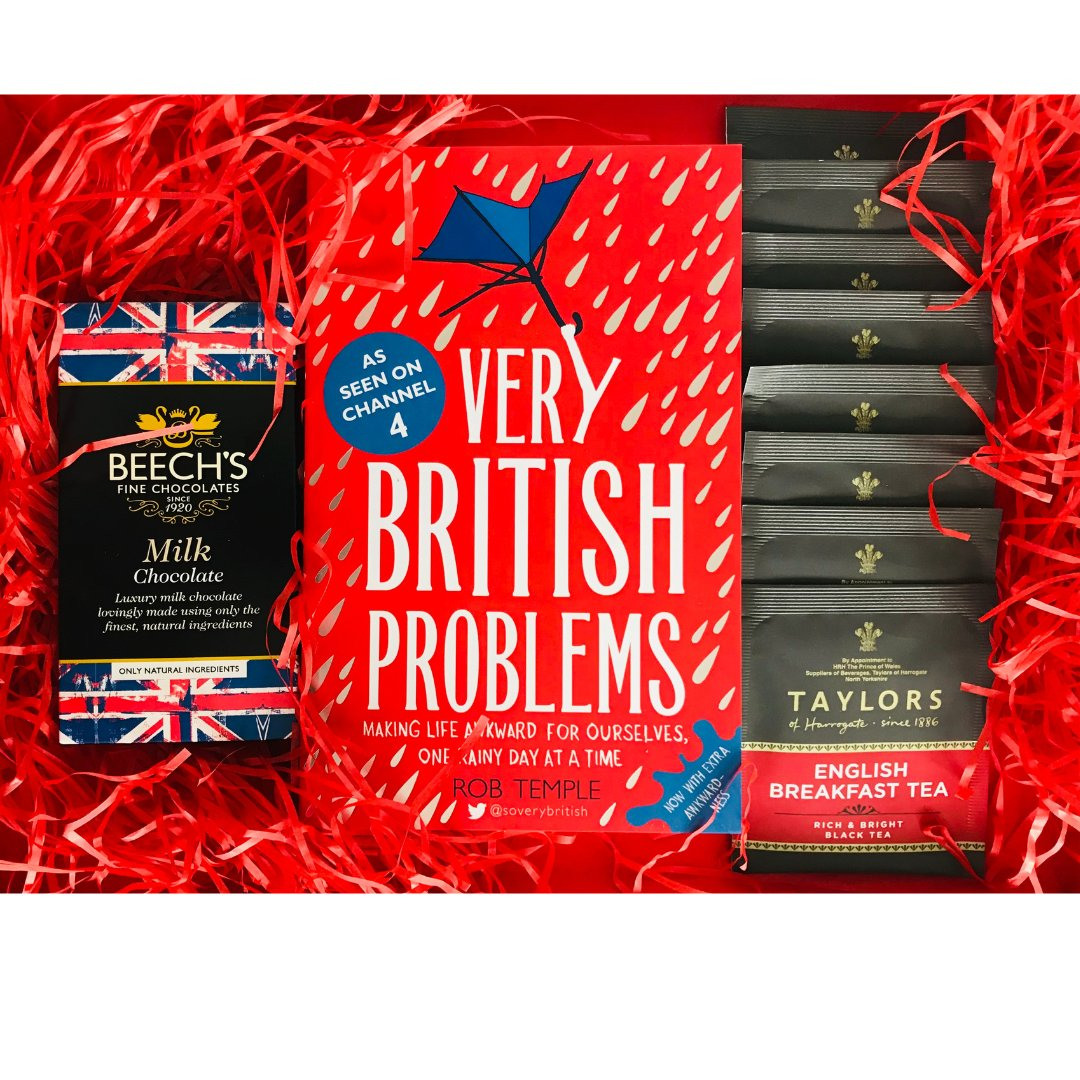 Do you need a bit of a pick-me-up? Our Humour Editions 1 boxes are now back in stock. Get yours now.  #gifts #laugh #funny #humour #books #amreading #giftidea #British #chocolate #tea #lockdown2021 #lockdownuk #staycation #British #problems #problemsolved