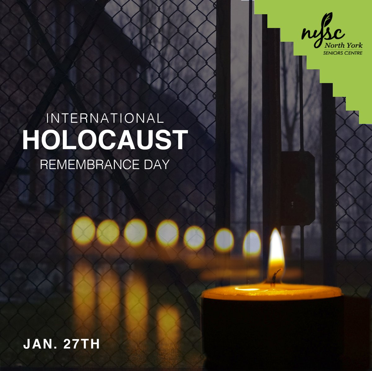 On Jan. 27, the @UN calls the world to remember the #Holocaust that affected millions during World War II. Today is the International #HolocaustRemembranceDay in Memory of the Victims of the Holocaust. #neveragain #holocaustsurvivors #worldwar2 #Auschwitz #WeRemember #NeverForget