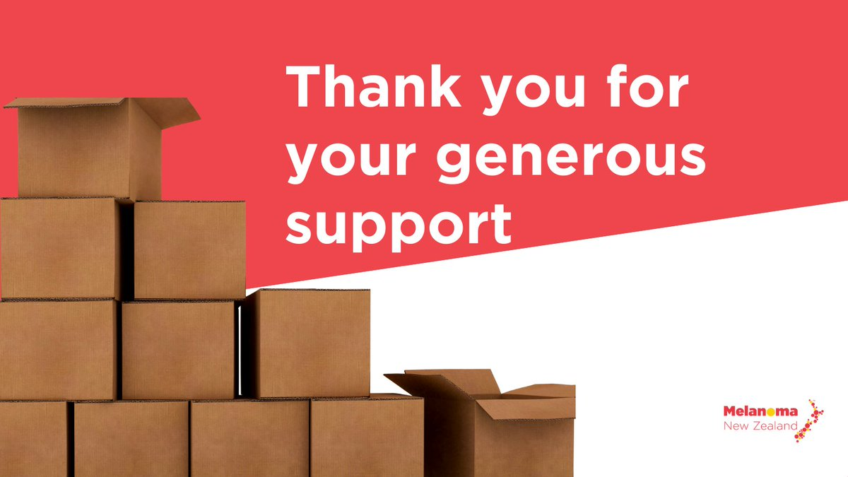 As we start moving into a busy 2021, we want to say thank you to our generous supporter, #NationalMiniStorage who has kindly provided us with free, secure storage space for all our gear.  #charity #nonprofit #support #giveback #melanomanewzealand