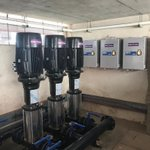 Image for the Tweet beginning: Pumps installed at River Plate,