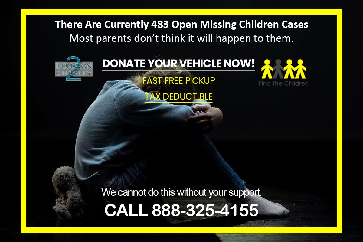 Let's help keep children safe. Donate your car to children.🙏🚗  We cannot do this without your support.  Donate Now!  #donatenow #donate  #missingchildren  #children  #support  #Help  #charity  #nonprofit  #LosAngeles