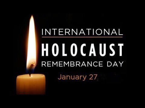 """For the dead and the living, we must bear witness.""  - Elie Wiesel   #HolocaustMemorialDay    #HolocaustRemembranceDay"
