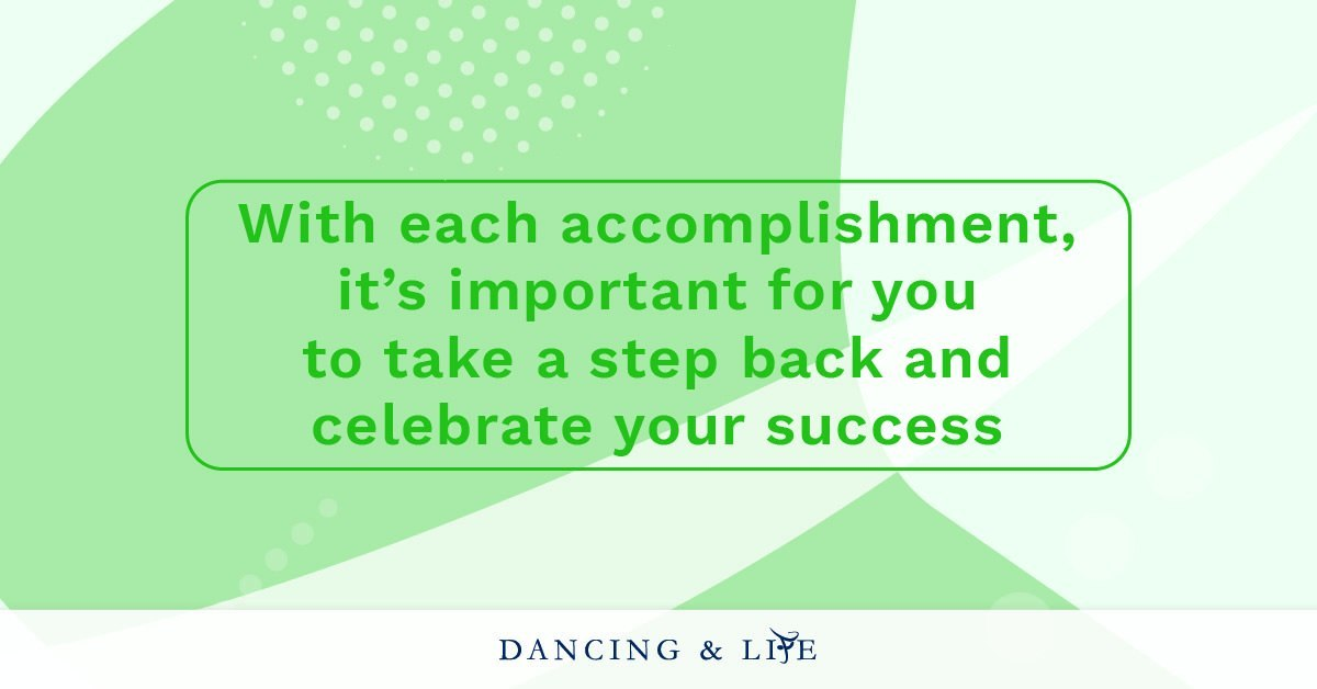 Draw a pyramid on a piece of paper and above it write your goal. Inside the pyramid, write out 3 actionable steps. Take a photo of this & post it.     Join Me In The #dancingthroughcrisis 30-Day Gratitude Challenge:  #sponsored