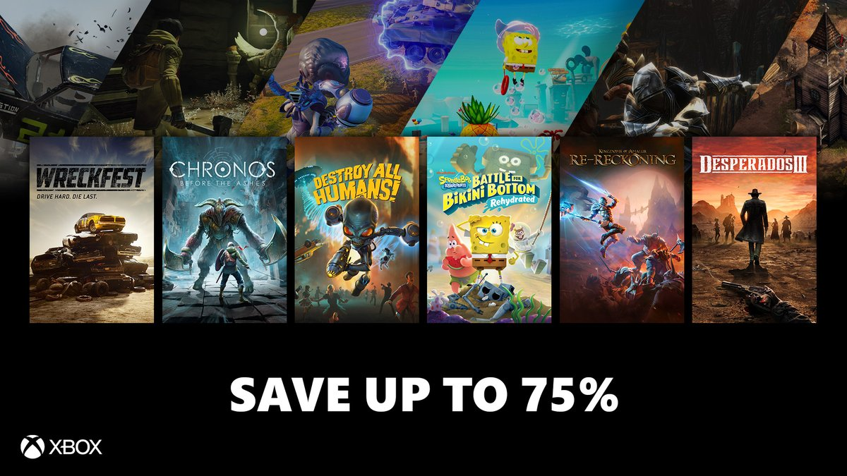 Fight hard for what you believe in. Even if what you believe is that sometimes abducting cows in your UFO is necessary.  Save up to 75% during the THQ Nordic & Handy Games sale: