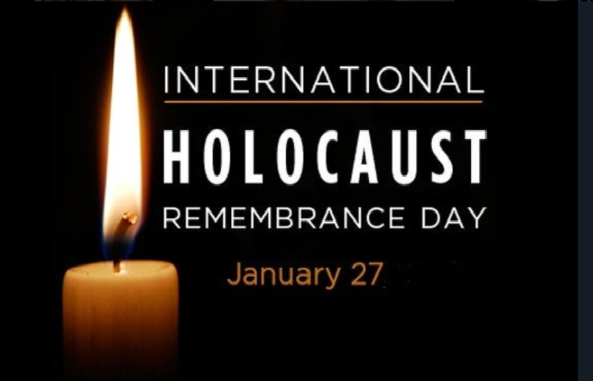 In honor of International Holocaust Remembrance Day today... and every day...#neverforget #HolocaustRemembrance #holocaust #weremember