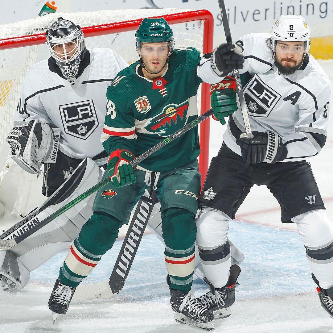 Los Angeles #Kings: Minnesota-DUH ...       #California #Hockey #IceHockey #LosAngeles #LosAngelesKings #NationalHockeyLeague #Nhl #NHLWesternConference #NHLWesternConferencePacificDivision