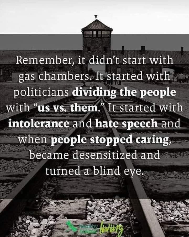 #HolocaustRemembranceDay