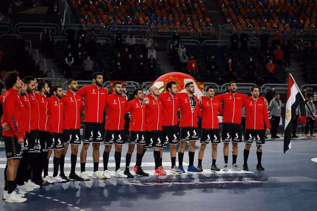 """Totally proud no matter what🇪🇬🇪🇬 All respect and appreciation"""".❤️👏 #مصر2021  🌟 #منتخب_مصر_رجاله"""