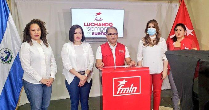 Oscar Ortiz: FMLN con las mejores propuestas y las mejores candidaturas