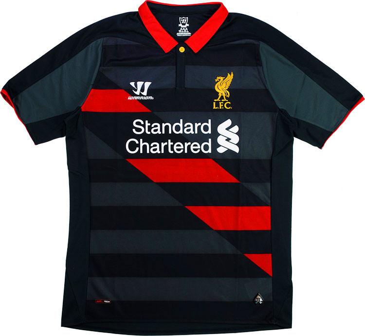 Liverpool Third Shirt 2014  #ad