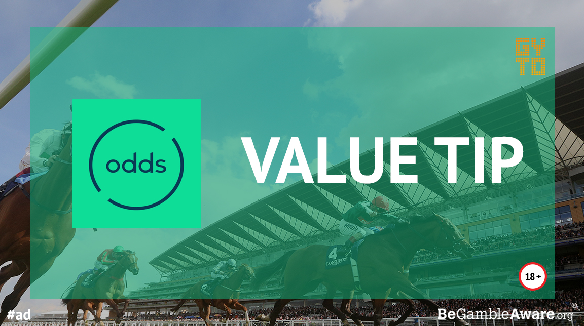 DON'T MISS THURSDAY'S VT 🤑  🐴 Runs @ Southwell on the AW  💰 Pays 9/4!  ⛔️ ONLY on the oddschecker app 👇🏻   #ad  18+