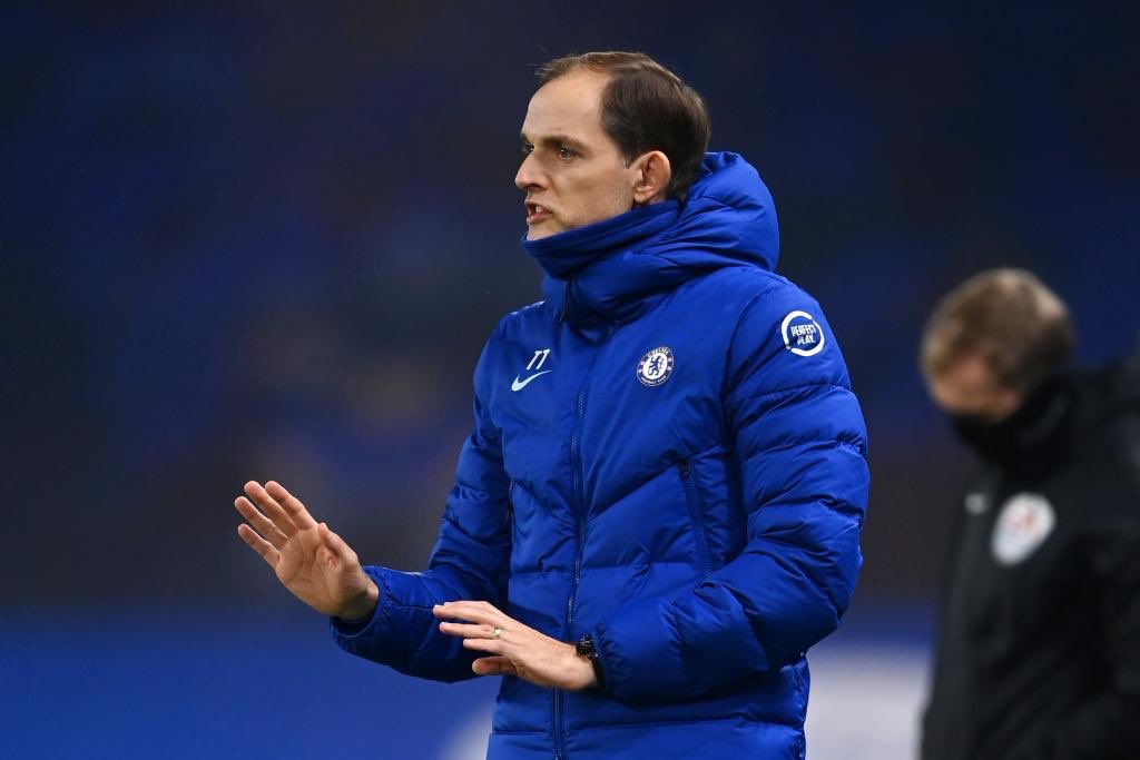 FT : Chelsea 0-0 Wolverhampton  Thomas Tuchel' s first game in charge of the Blues ends in a barren draw. #CHEWOL