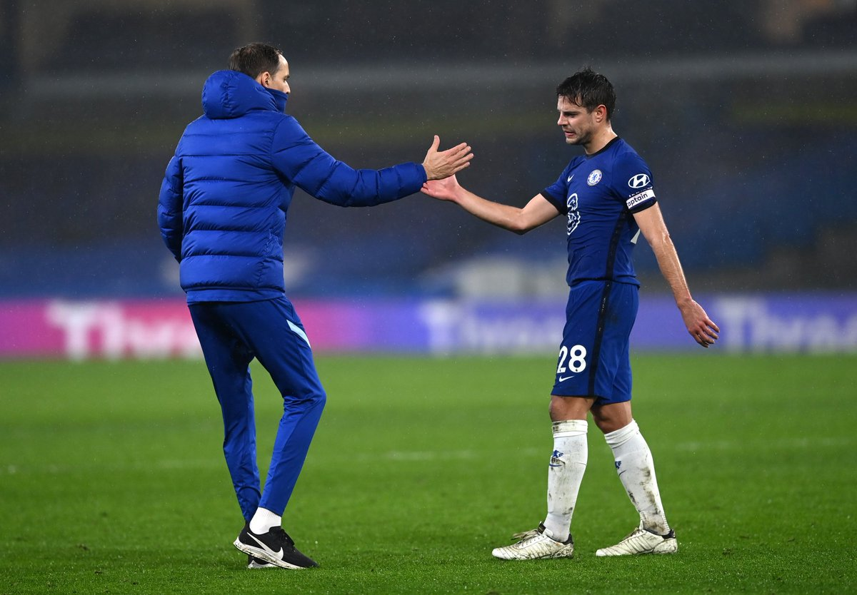 A lot of positives to draw from #CHEWOL  ⚽ Kai Havertz covered tonight more distance than any other Chelsea player at 11.41km  ⚽ Tuchel's side broke two PL records tonight. That's the highest possession (78%) and most passes (820) for a new manager's first game.  📷 @ChelseaFC