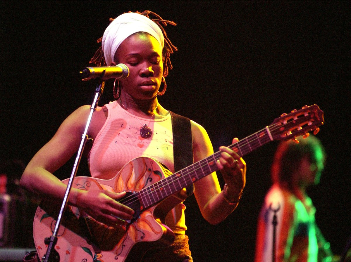 """I choose to be #authentic in everything I do."" - Four-time #GRAMMYs winner, @indiaarie ✨ #WednesdayWisdom"