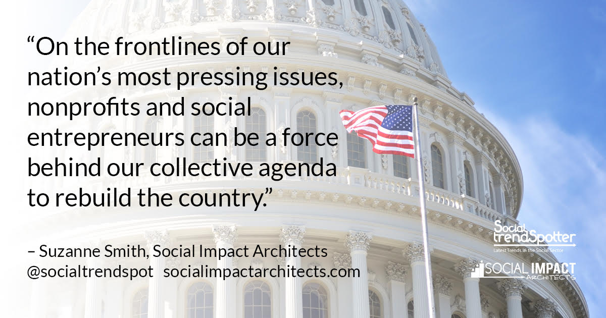 Our op-ed reveals how #nonprofits & #socents are equipped to answer the President's call to action.  @America_Forward @newprofit @NatlCouncilNPs #POTUS @JoeBiden #socialtrendspot #socialtrendspotter