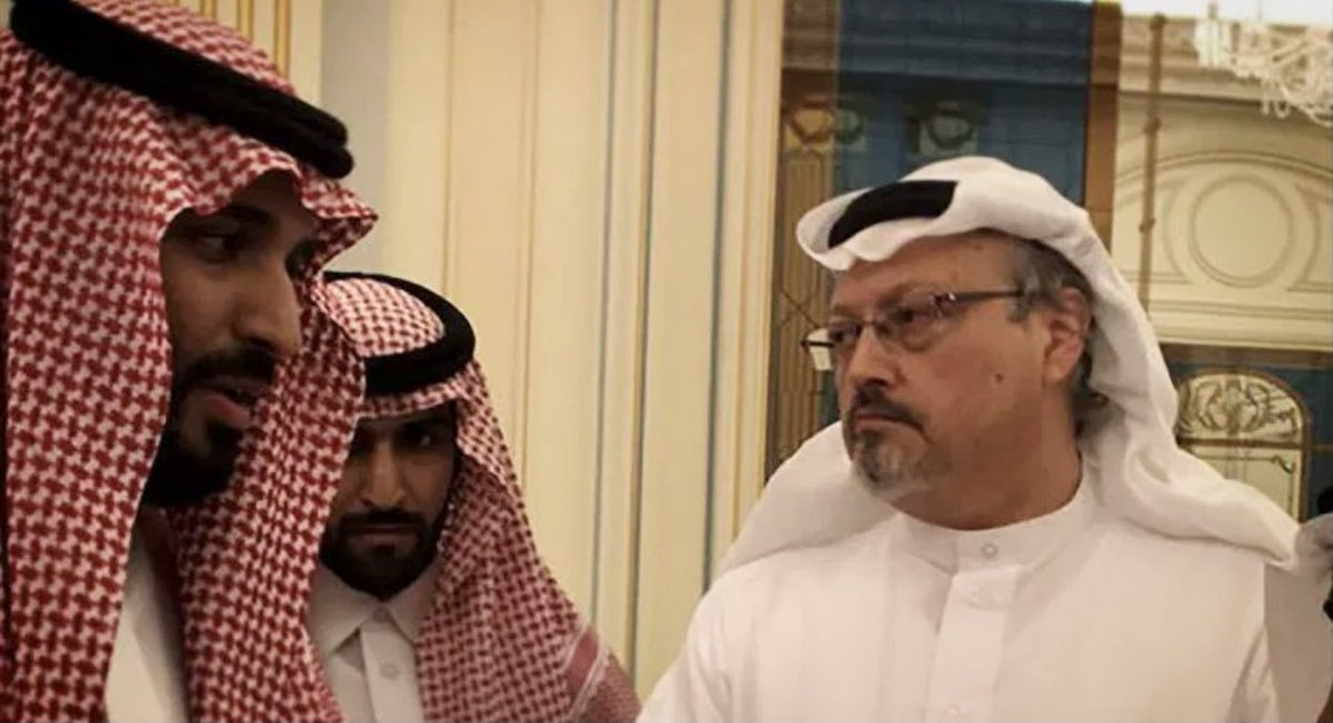 U.S. Temporarily Pausing arms deals w Saudi Arabia & the UAE — sales of F-35 jets, drones & munitions-which were approved by Trump, suggesting large sales of weapons were paramount to all else, Trump gave MBS a virtual pardon on slaughtering Khashoggi & bombing Yemen to oblivion.