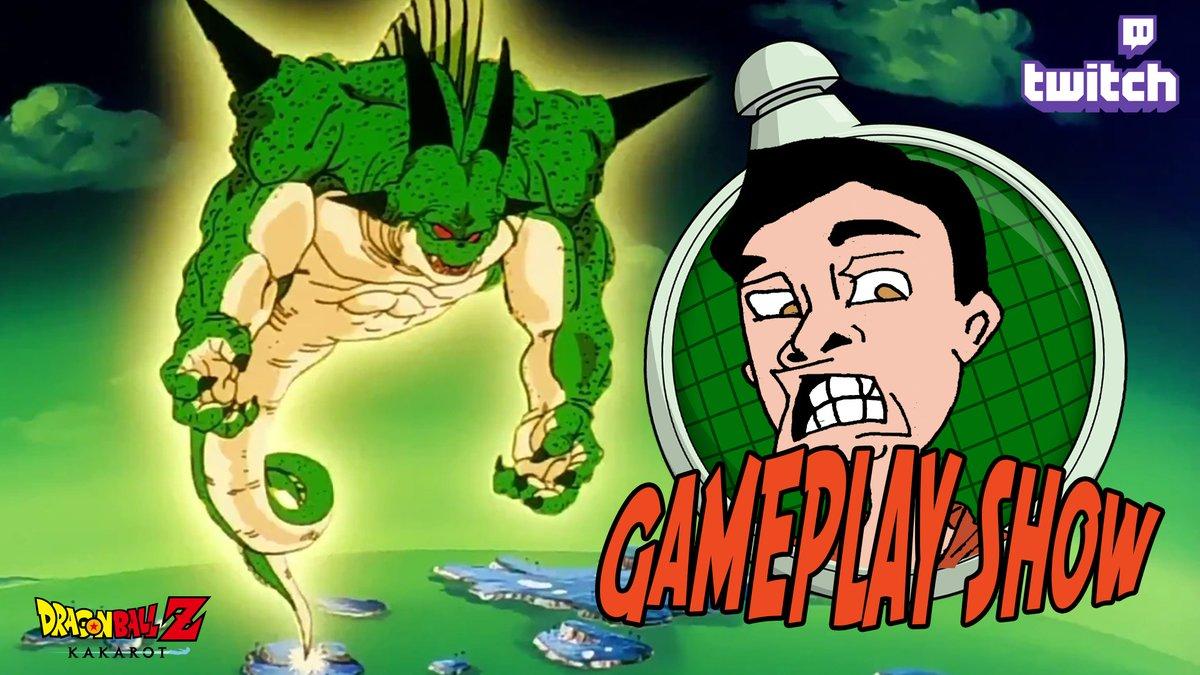 ¡Hoy se juega señores! Vamos con la versión 15 de #DBZKakarot por #twitchrecap   #Gameplay Show: