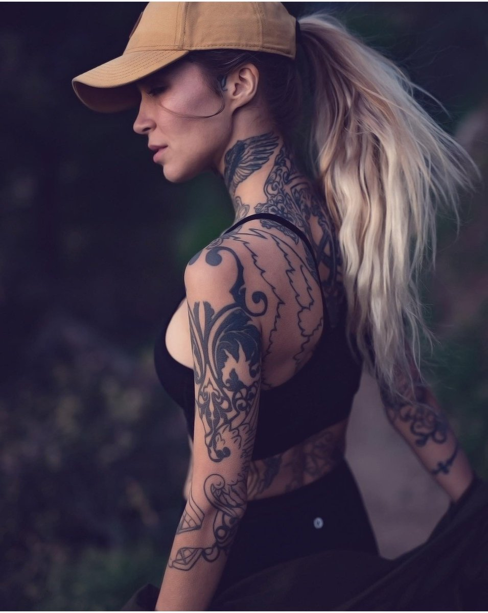 LIKE, COMMENT & RATE her #ink 1-10  #tat #instatattoo #tattooed #ink #sleevetattoo #instagood #photooftheday #tatted #inkedup #cute #tattoist #tflers #tattoo #bodyart  #coverup #inked #instaart #amazingink #tatts  #tattedup #design #happy #handtattoo