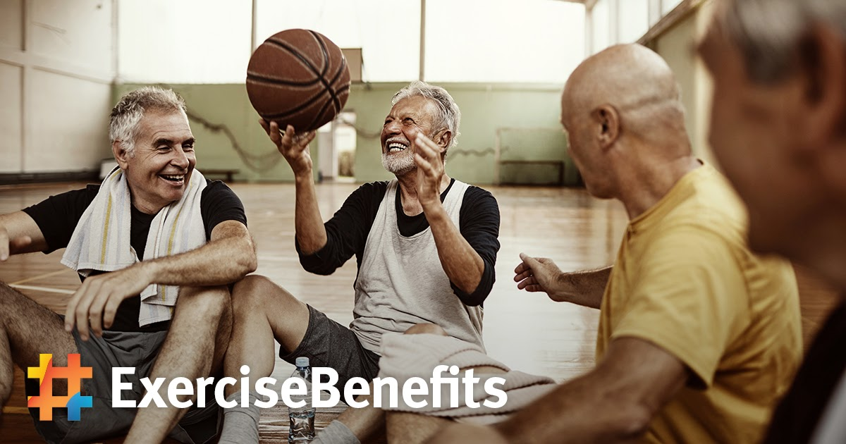 A #workout for your body can be good for your brain! Studies propose that physical exercise could help slow down cognitive decline in older adults.  Click:   #Wellness #ExerciseForLife #HealthyAging #StayActive #BrainHealth #HealthyLifestyle #ActiveAging